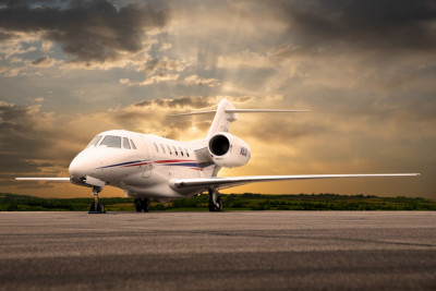 2002 Cessna Citation X:
