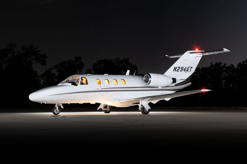 1998 Cessna Citation CitationJet