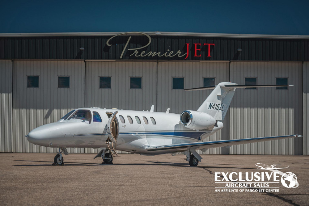 2001 Cessna Citation CJ2