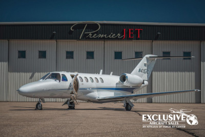 2001 Cessna Citation CJ2: