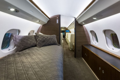 2009 Bombardier Global Express XRS: