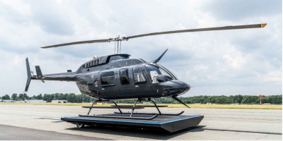 1990 Bell 206L3: