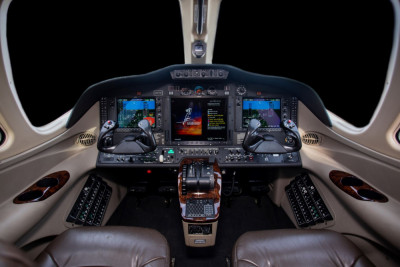 2012 Cessna Citation Mustang: Cockpit