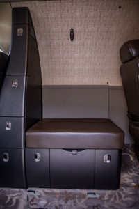 2012 Cessna Citation Mustang: Interior, lav seat