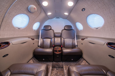 2012 Cessna Citation Mustang: Interior, cabin from fwd 2