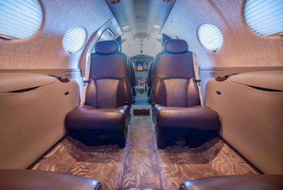 2012 Cessna Citation Mustang: Interior, fwd pair