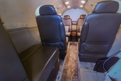 2012 Cessna Citation Mustang: Interior, cabin from fwd