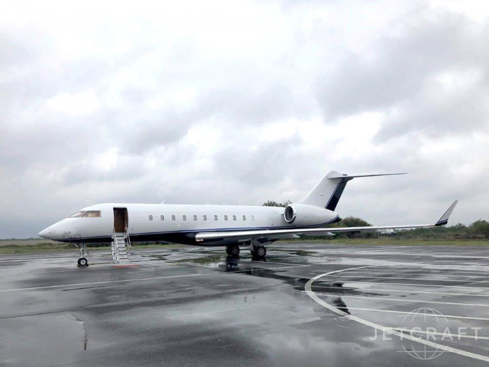 2008 Bombardier Global 5000