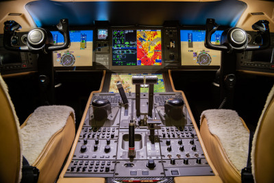 2015 Bombardier Global 6000: