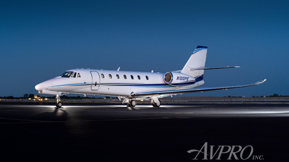 2018 Cessna Citation Sovereign+