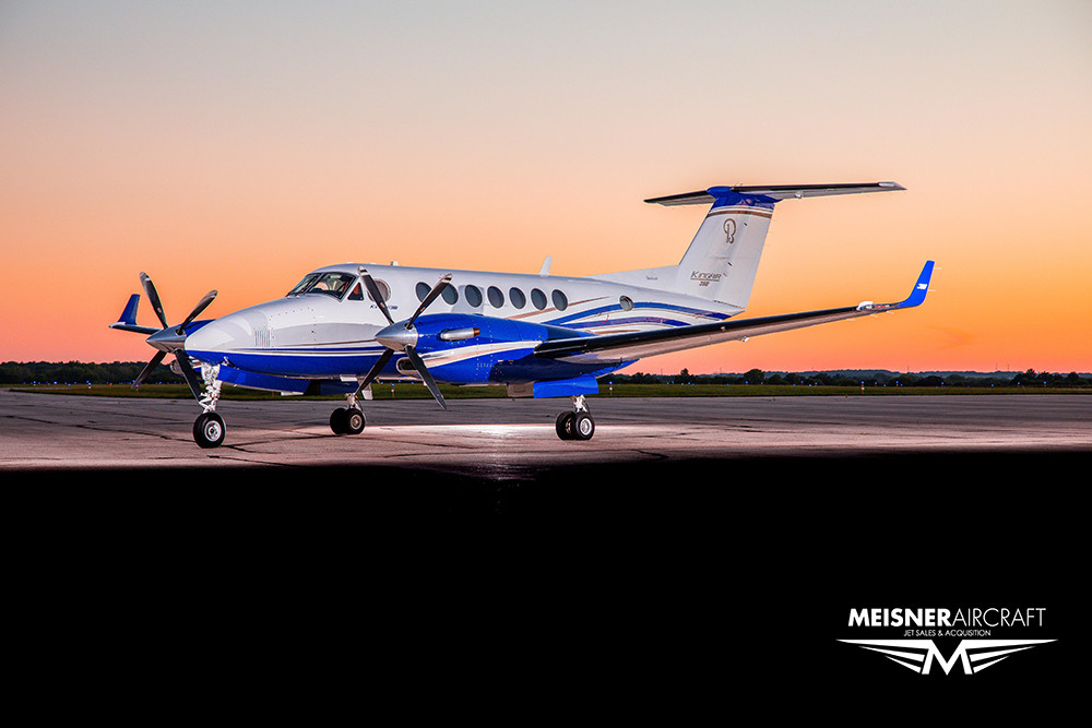 2000 Beechcraft King Air 350