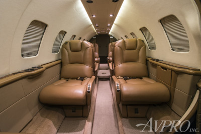 1999 Cessna Citation Ultra: