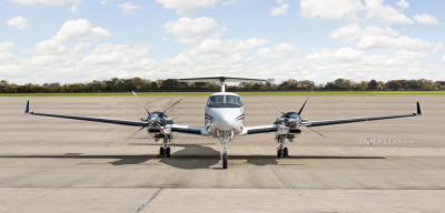 2019 Beechcraft King Air 350i: