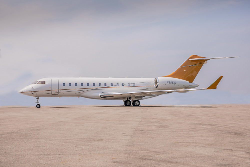 2012 Bombardier Global 6000