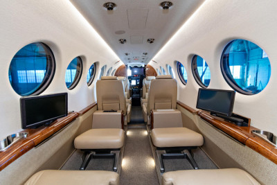 2010 Beechcraft King Air 350i: