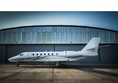 2009 Cessna Citation Sovereign:
