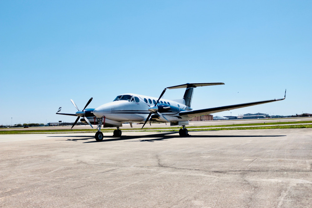 2010 Beechcraft King Air 350i