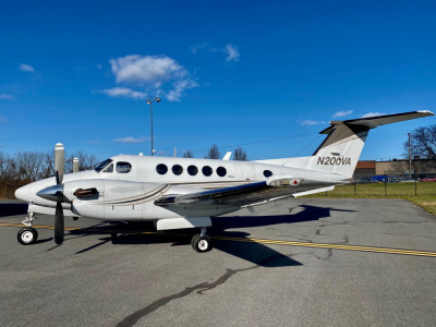 1977 Beechcraft King Air 200: