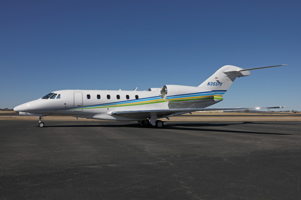 2006 Cessna Citation X