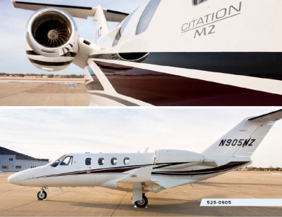 2016 Cessna Citation M2: