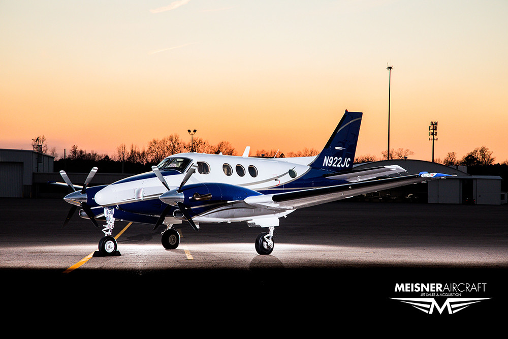 2002 Beechcraft King Air C90B