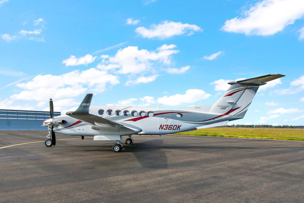 2020 Beechcraft King Air 360