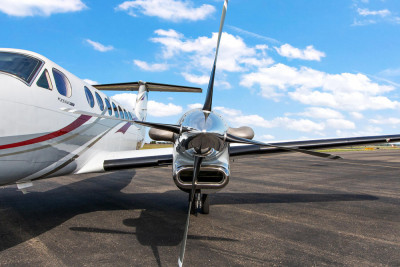 2020 Beechcraft King Air 360: