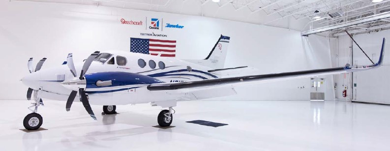 2019 Beechcraft King Air C90GTx