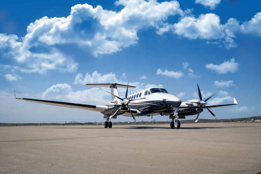 1990 Beechcraft King Air 350