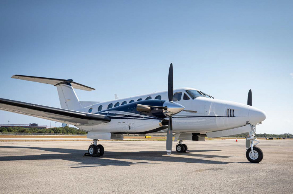 2006 Beechcraft King Air 350