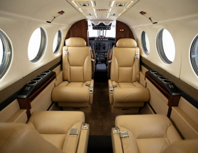 2006 Beechcraft King Air 350: