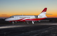 1996 Dassault Falcon 2000: New January 2015