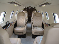 2017 Bombardier Learjet 75: Forward Cabin Viewing Aft