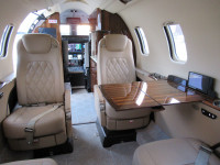 2017 Bombardier Learjet 75: VIP Seating