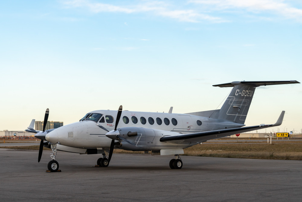 2008 Beechcraft King Air 350