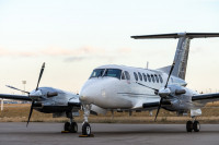 2008 Beechcraft King Air 350: