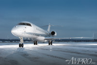 2011 Bombardier Global Express XRS: