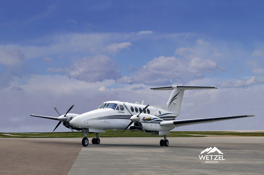 2001 Beechcraft King Air B200