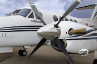 2001 Beechcraft King Air B200: 4 Blade Propellers