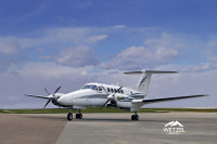 2001 Beechcraft King Air B200: Very Low Time