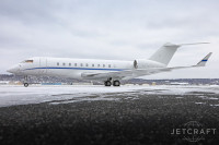 2012 Bombardier Global 5000: