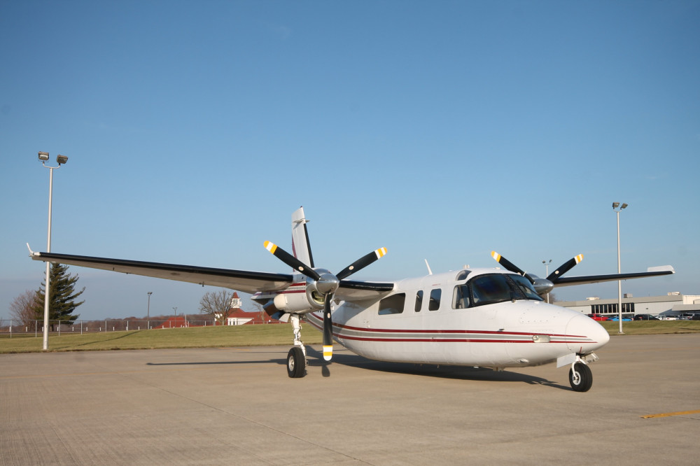 1974 Twin Commander 690A
