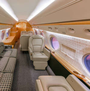 2004 Gulfstream G400: Aft Seating