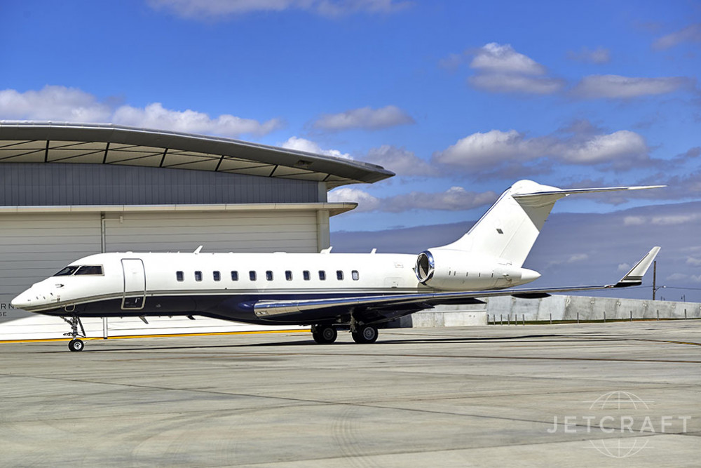 2013 Bombardier Global 5000