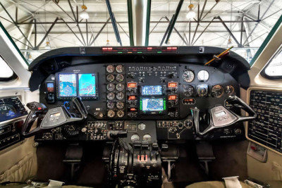 1992 Beechcraft King Air C90B: